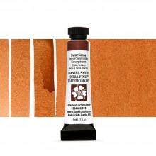 Daniel Smith : Watercolour Paint : 5ml : Burnt Sienna