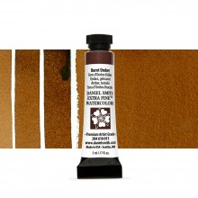 Daniel Smith : Watercolour Paint : 5ml : Burnt Umber