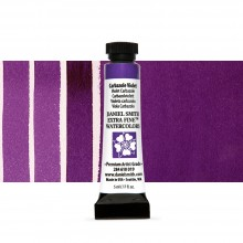 Daniel Smith : Watercolour Paint : 5ml : Carbazole Violet