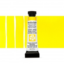 Daniel Smith : Watercolour Paint : 5ml : Hansa Yellow Medium