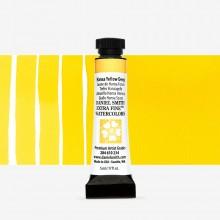 Daniel Smith : Watercolour Paint : 5ml : Hansa Yellow Deep : Series 1