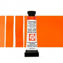 Daniel Smith : Watercolour Paint : 5ml : Perinone Orange