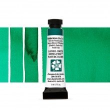 Daniel Smith : Watercolour Paint : 5ml : Phthalo Green (Blue Shade)
