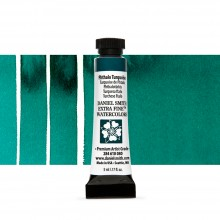 Daniel Smith : Watercolour Paint : 5ml : Phthalo Turquoise