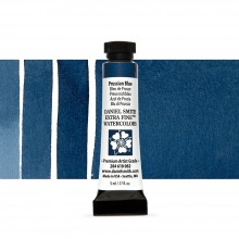Daniel Smith : Watercolour Paint : 5ml : Prussian Blue