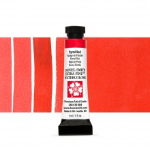 Daniel Smith : Watercolour Paint : 5ml : Pyrrol Red