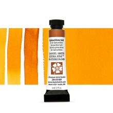 Daniel Smith : Watercolour Paint : 5ml : Quinacridone Gold