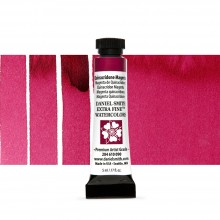 Daniel Smith : Watercolour Paint : 5ml : Quinacridone Magenta