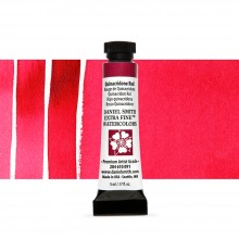Daniel Smith : Watercolour Paint : 5ml : Quinacridone Red