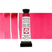 Daniel Smith : Watercolour Paint : 5ml : Quinacridone Rose