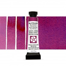 Daniel Smith : Watercolour Paint : 5ml : Rose of Ultramarine