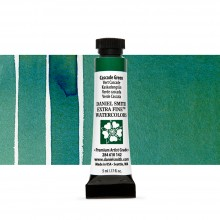 Daniel Smith : Watercolour Paint : 5ml : Cascade Green