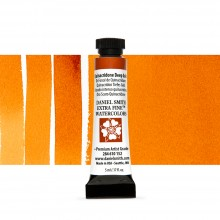Daniel Smith : Watercolour Paint : 5ml : Quinacridone Deep Gold