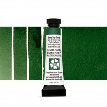 Daniel Smith : Watercolour Paint : 5ml : Sap Green Deep