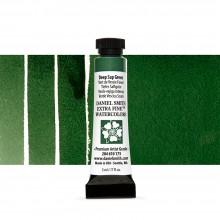 Daniel Smith : Watercolour Paint : 5ml : Sap Green Deep