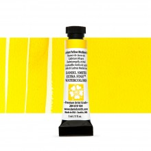 Daniel Smith : Watercolour Paint : 5ml : Cadmium Yellow Medium Hue