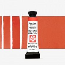 Daniel Smith : Watercolour Paint : 5ml : Mayan Orange : Series 3