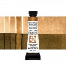 Daniel Smith : Luminescent Watercolour Paint : 5ml : Iridescent Aztec Gold : Series 1