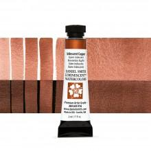 Daniel Smith : Luminescent Watercolour Paint : 5ml : Iridescent Copper : Series 1