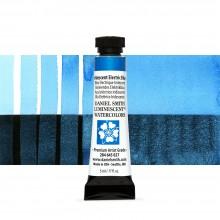 Daniel Smith : Luminescent Watercolour Paint : 5ml : Iridescent Electric Blue : Series 1
