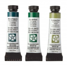 Daniel Smith : Watercolour Paint : Jean Haines Set : 5ml : Set of 3