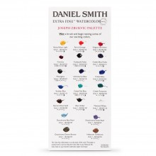 Daniel Smith : Watercolour Dot Card : Colours May Vary : 1 Per Customer