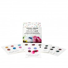 Daniel Smith : Watercolour Dot Card : 36 Confetti Colours
