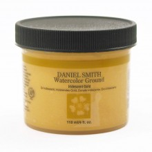 Daniel Smith : Watercolour Ground : 118ml : Iridescent Gold