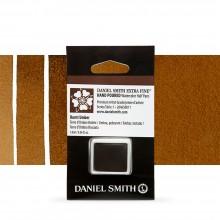 Daniel Smith : Watercolour Paint : Half Pan : Burnt Umber : Series 1
