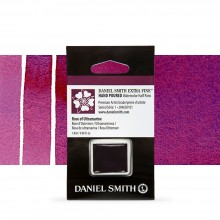 Daniel Smith : Watercolour Paint : Half Pan : Rose of Ultramarine : Series 1