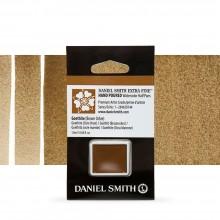 Daniel Smith : Watercolour Paint : Half Pan : Goethite (Brown Ochre) : Series 1