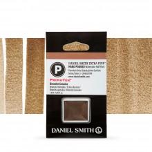 Daniel Smith : Primatek Watercolour Paint : Half Pan : Bronzite Genuine : Series 3