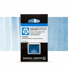 Daniel Smith : Watercolour Paint : Half Pan : Cerulean Blue : Series 3