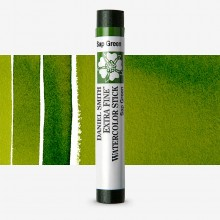 Daniel Smith : Watercolour Paint Sticks : Sap Green