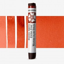 Daniel Smith : Watercolour Paint Sticks : Quinacridone Burnt Scarlet