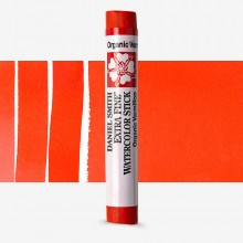 Daniel Smith : Watercolour Paint Sticks : Organic Vermilion