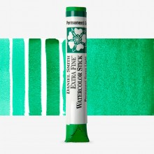 Daniel Smith : Watercolour Paint Stick : Permanent Green Light