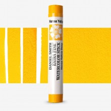 Daniel Smith : Watercolour Paint Stick : Hansa Yellow Deep