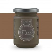 Fleur : Designer's Paint : Chalky Look : 130ml : F17 Chocolate Wish
