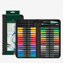 Faber Castell : Albrecht Durer : Watercolour Marker : Outdoor Wallet Set of 30