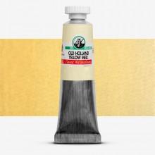 Old Holland : Watercolour 18ml Old Holland : Yellow Medium