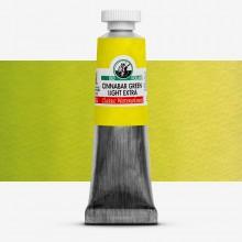 Old Holland : Watercolour 18ml Cinnabar Green Light Extra