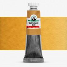 Old Holland : Watercolour 18ml Yellow Ochre Light
