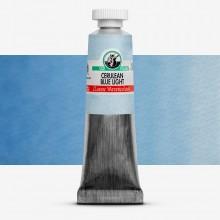 Old Holland : Watercolour Paint : 18ml : Cerulean Blue Light