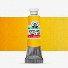 Old Holland : Watercolour Paint : 6ml : Scheveningen Yellow Deep