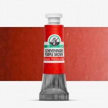 Old Holland : Watercolour Paint : 6ml : Scheveningen Purple Brown