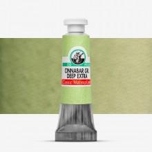 Old Holland : Watercolour Paint : 6ml : Cinnabar Green Deep Extra