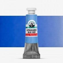 Old Holland : Watercolour Paint : 6ml : Ultramarine Blue Deep