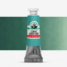 Old Holland : Watercolour Paint : 6ml : Cobalt Green Deep
