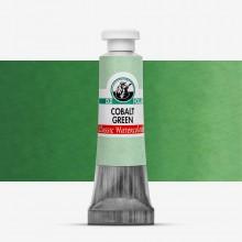 Old Holland : Watercolour Paint : 6ml : Cobalt Green